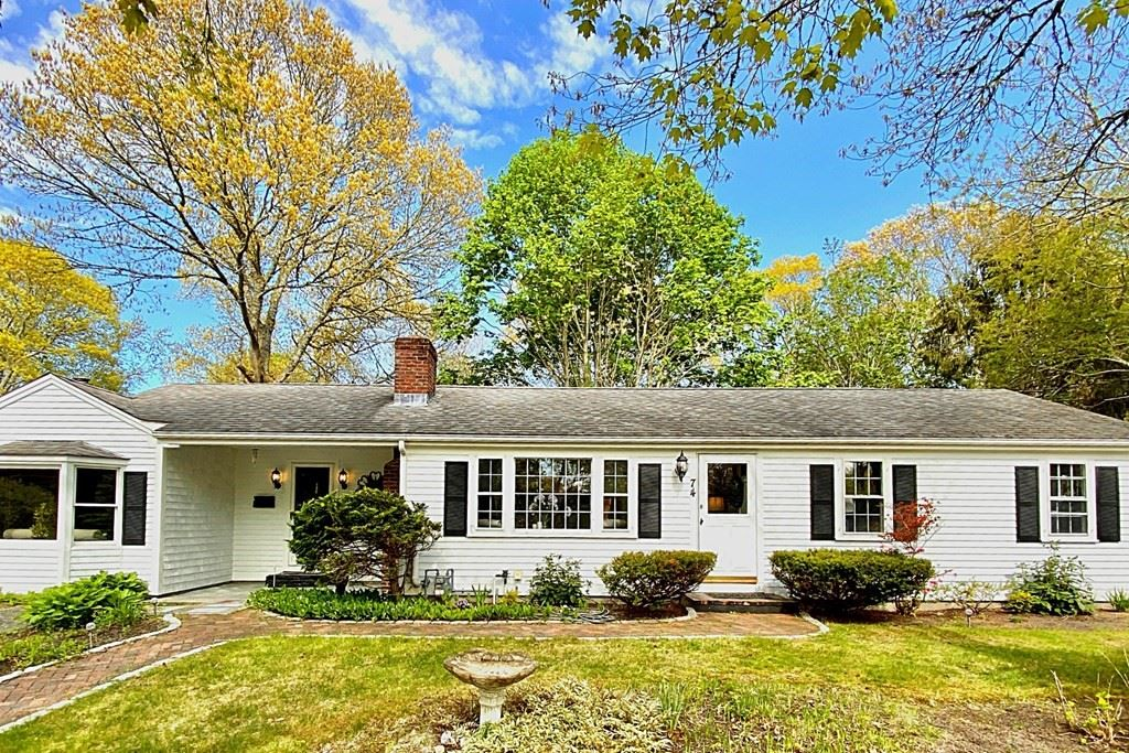 74 Witchwood Road, Yarmouth, MA 02664 - MLS#: 72836978