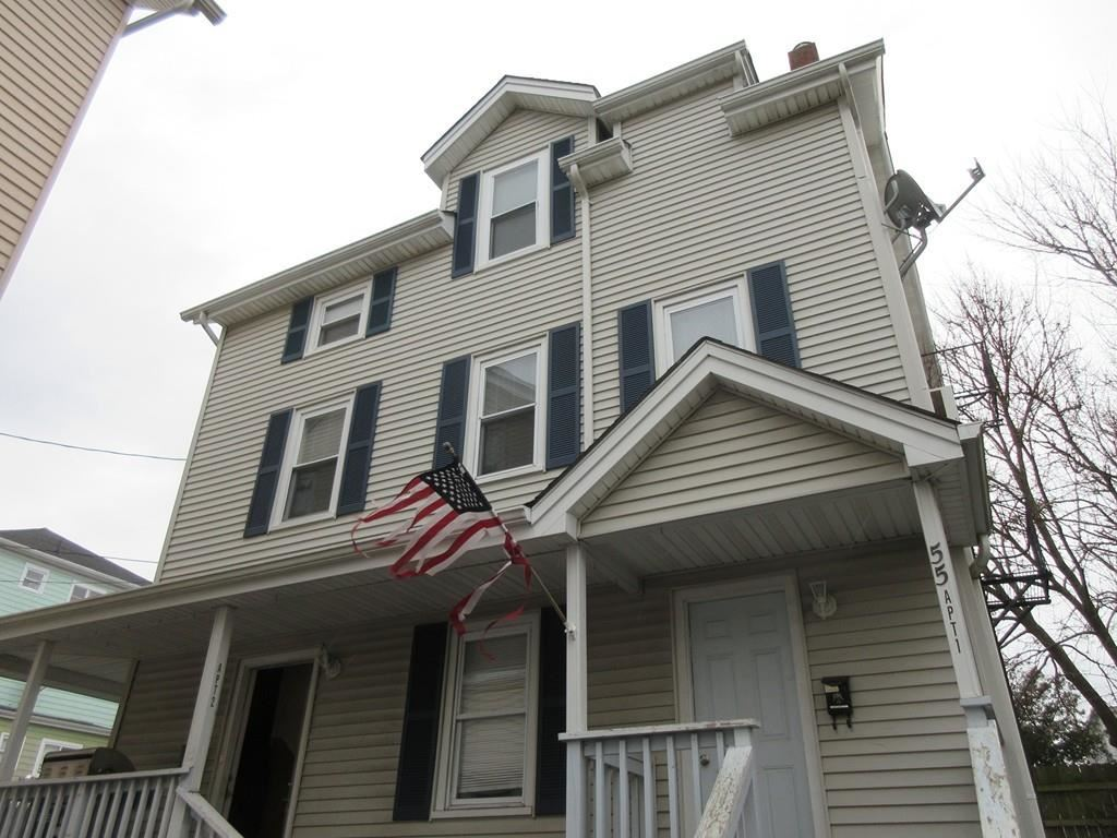 55 Tremont St, Fall River, MA 02720 - MLS#: 72617979