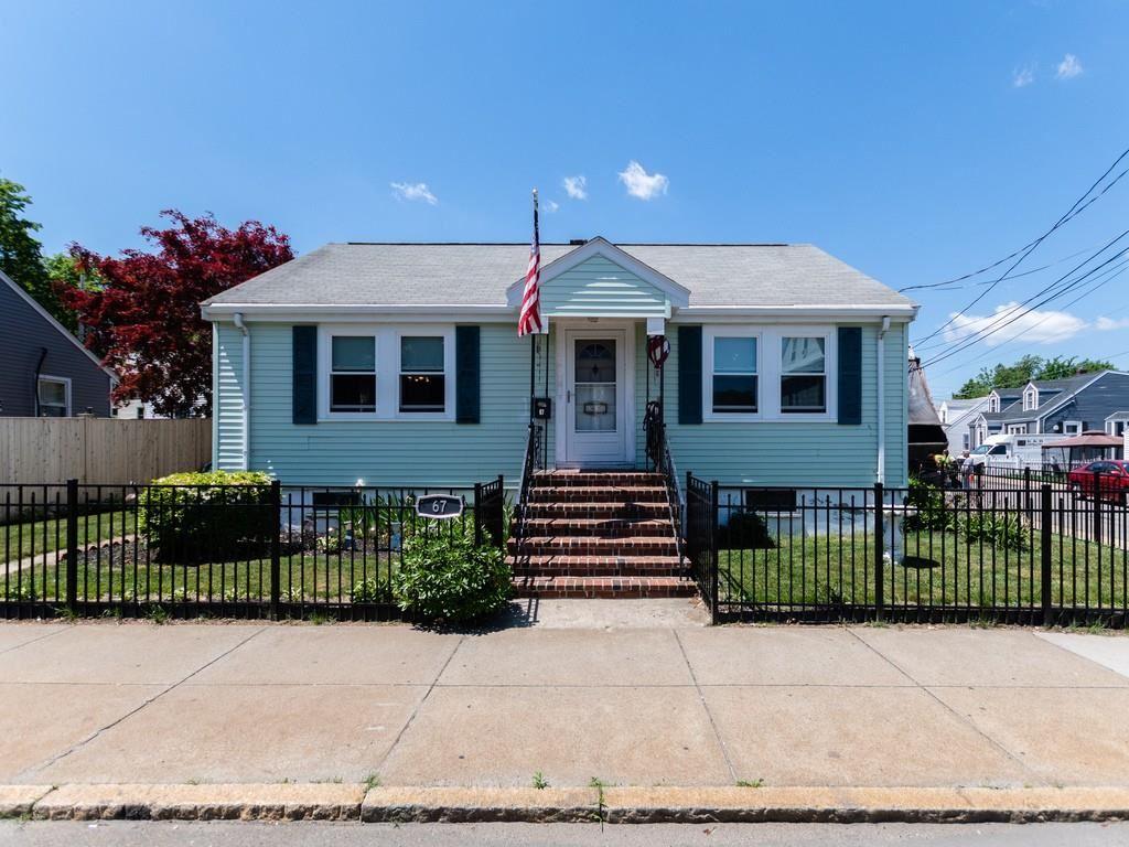 67 Granite Avenue, Boston, MA 02124 - #: 72683980