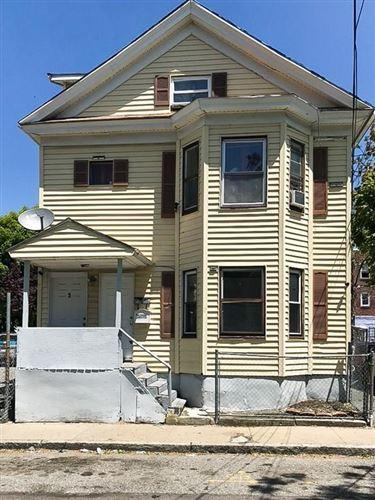Photo of 1-3 Elizabeth St, Lawrence, MA 01841 (MLS # 72662981)