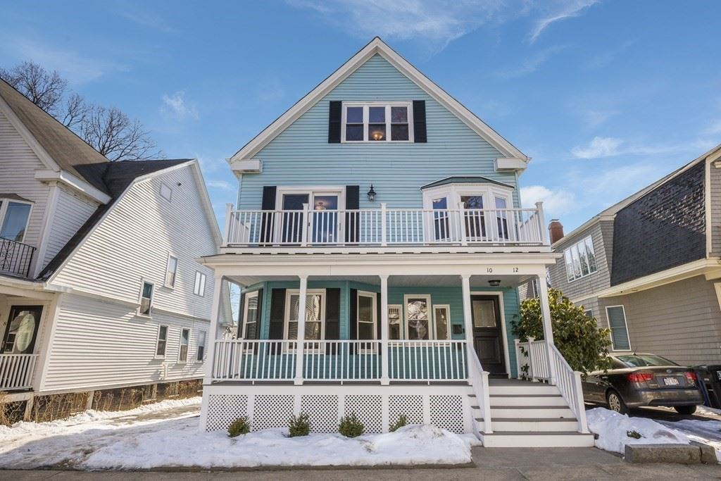 12 Teele Ave #12, Somerville, MA 02144 - #: 72811982