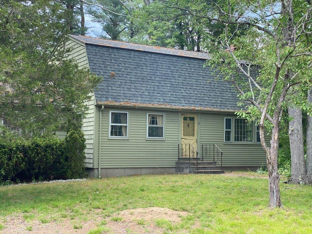 15 Woodfall Rd, Medfield, MA 02052 - MLS#: 72837982