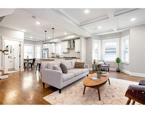 Photo of 40 Florence St #2, Somerville, MA 02145 (MLS # 72605983)