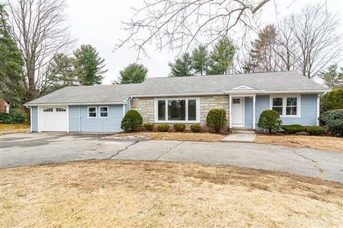 Photo of 134 Lovejoy Road, Andover, MA 01810 (MLS # 72626984)