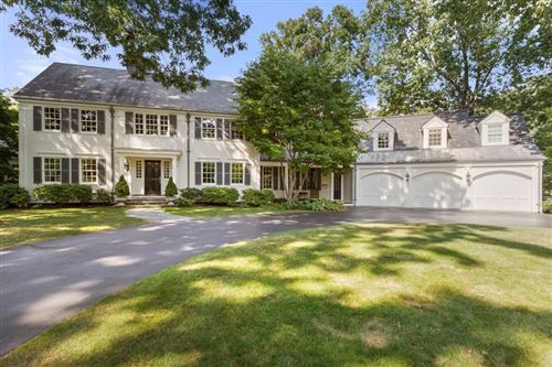 Photo of 102 Old Colony Road, Wellesley, MA 02481 (MLS # 72734990)