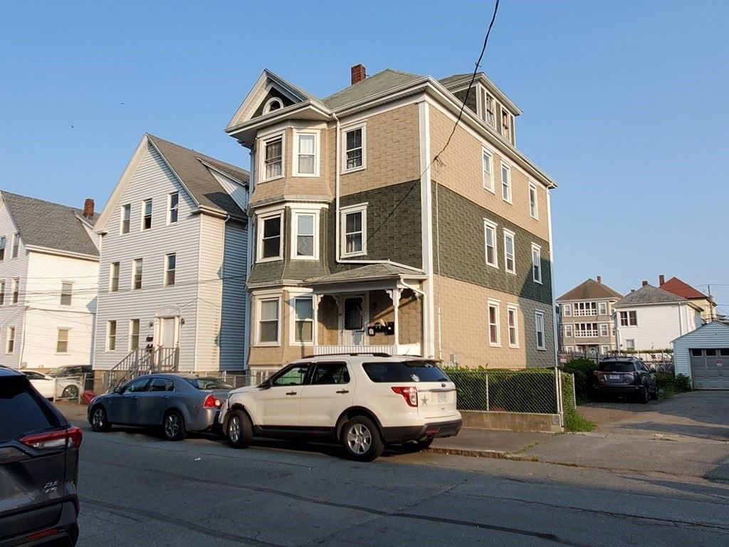Photo of 88 Mosher Street, New Bedford, MA 02740 (MLS # 72844990)
