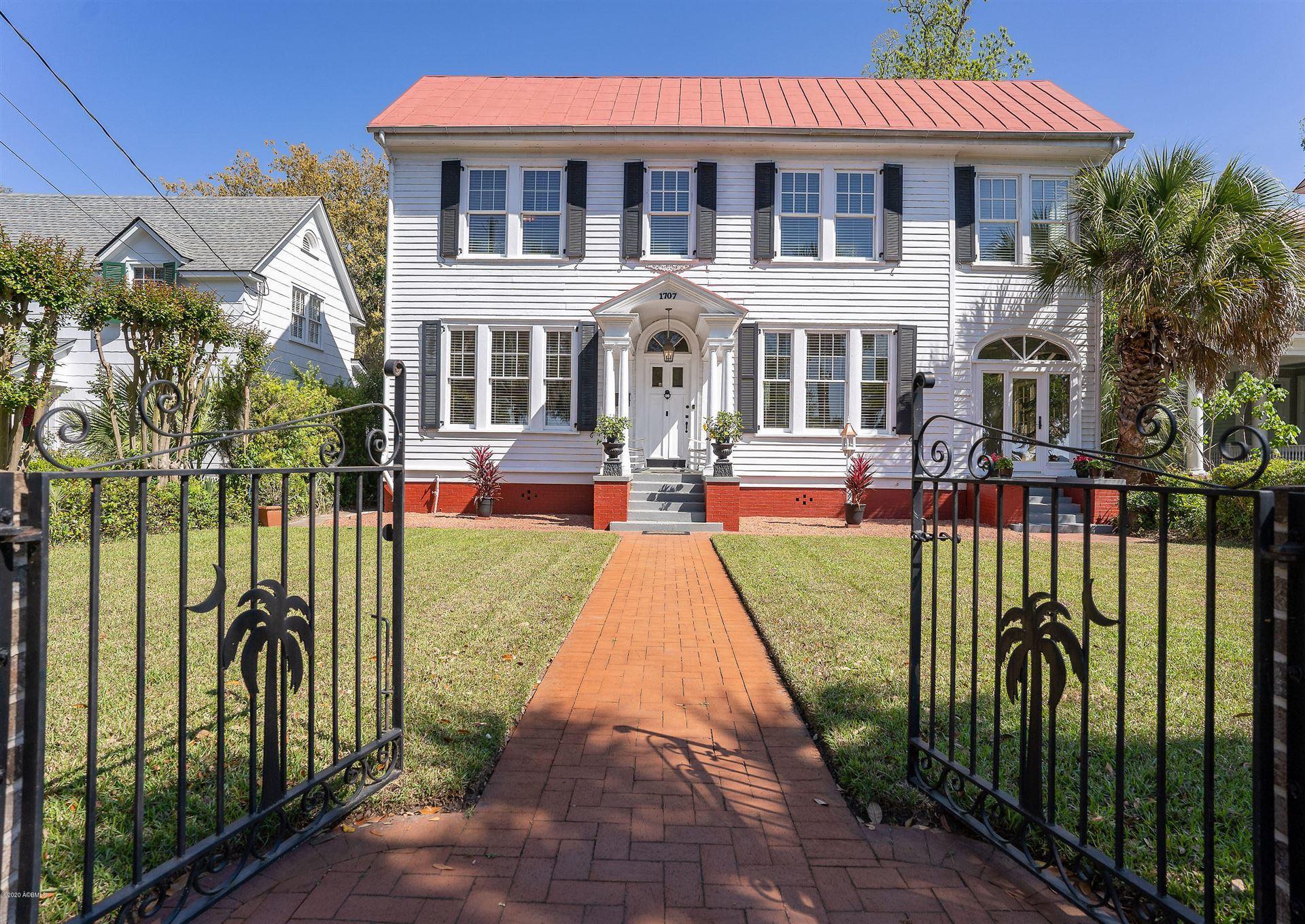 1707 Bay Street, Beaufort, SC 29902 - MLS#: 166154