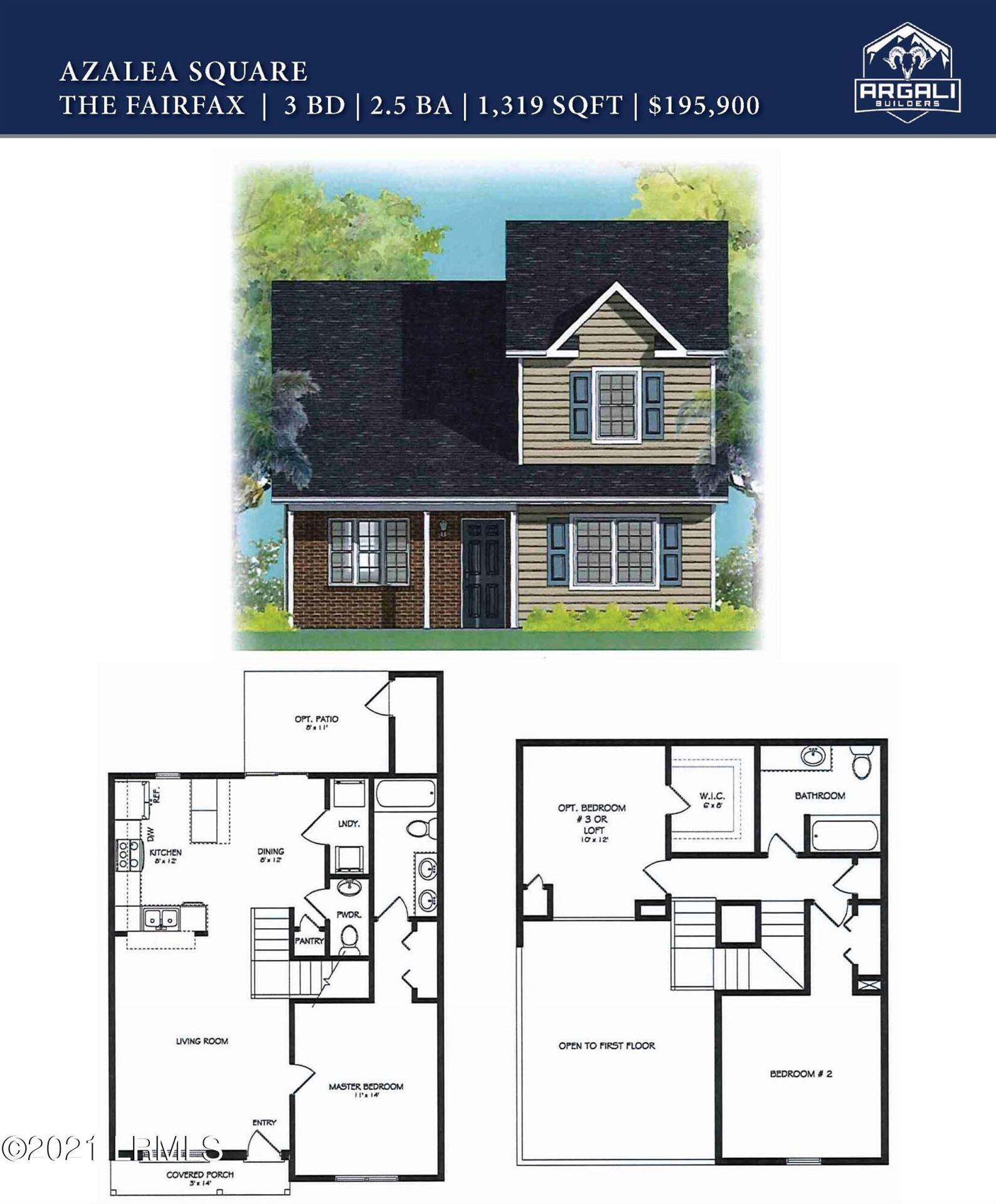 260 Admiration Avenue, Beaufort, SC 29906 - MLS#: 173288
