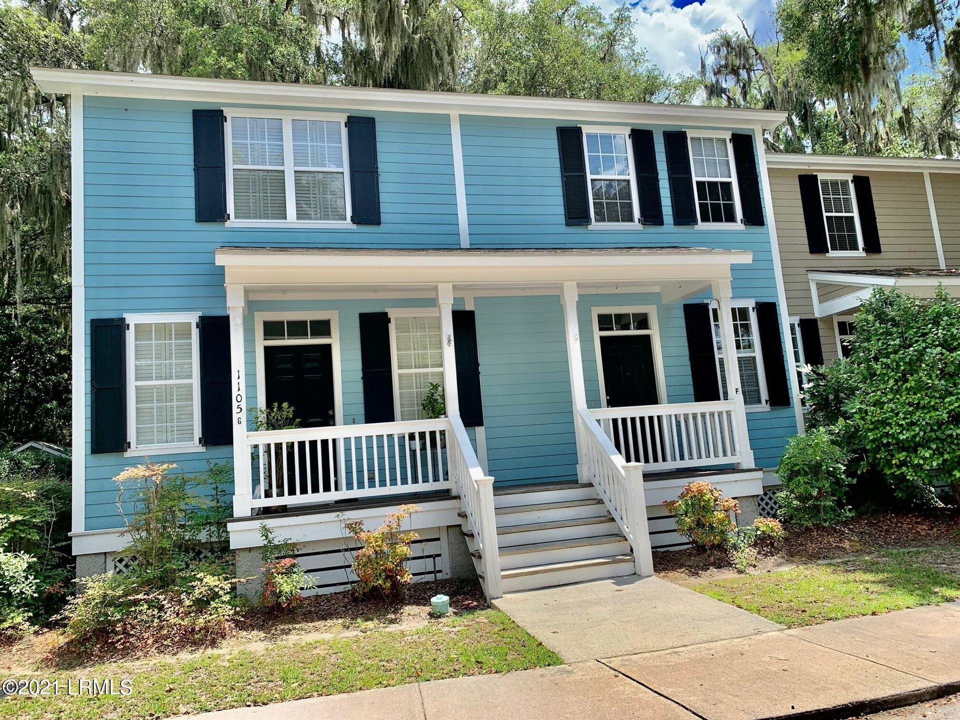 1105 F 13th Street, Port Royal, SC 29935 - MLS#: 172850