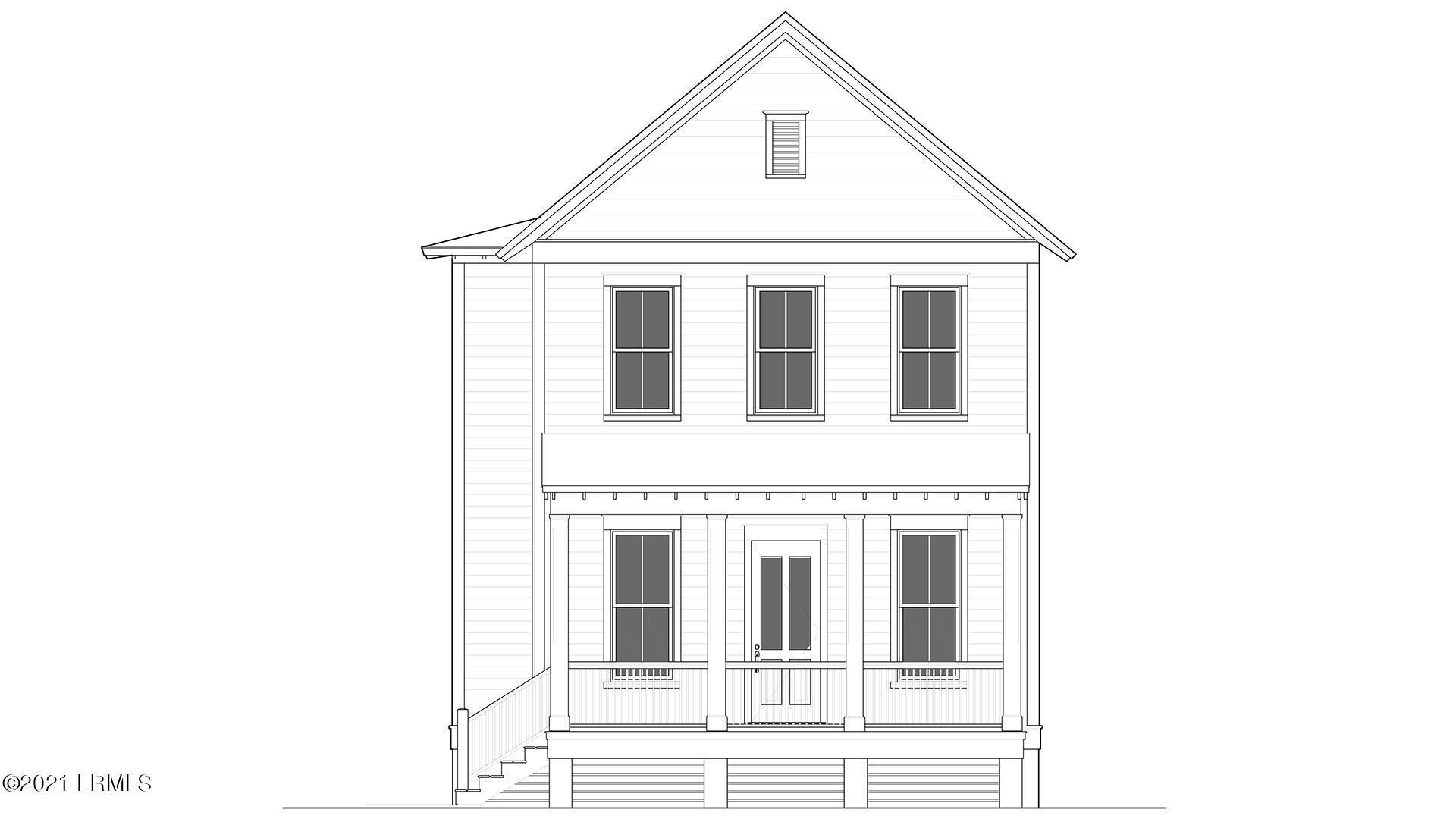 3 Abbey Row, Beaufort, SC 29906 - MLS#: 170904