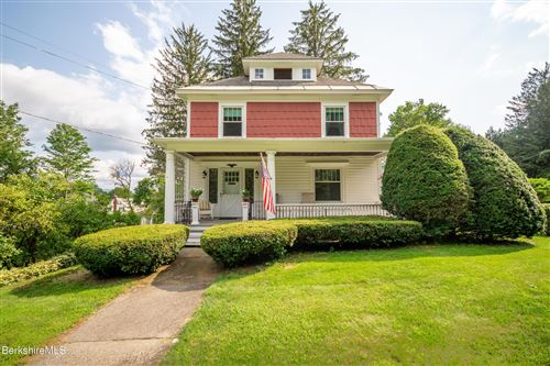Photo of 421 West St, Pittsfield, MA 01201 (MLS # 235226)