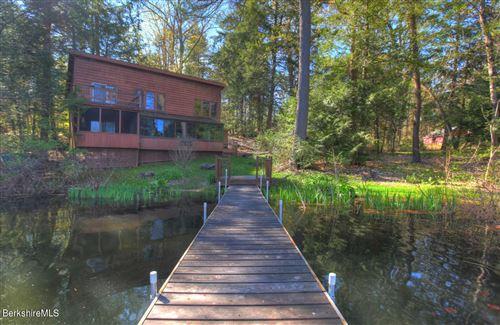 Photo of 36 Lake Dr, Stockbridge, MA 01262 (MLS # 234278)