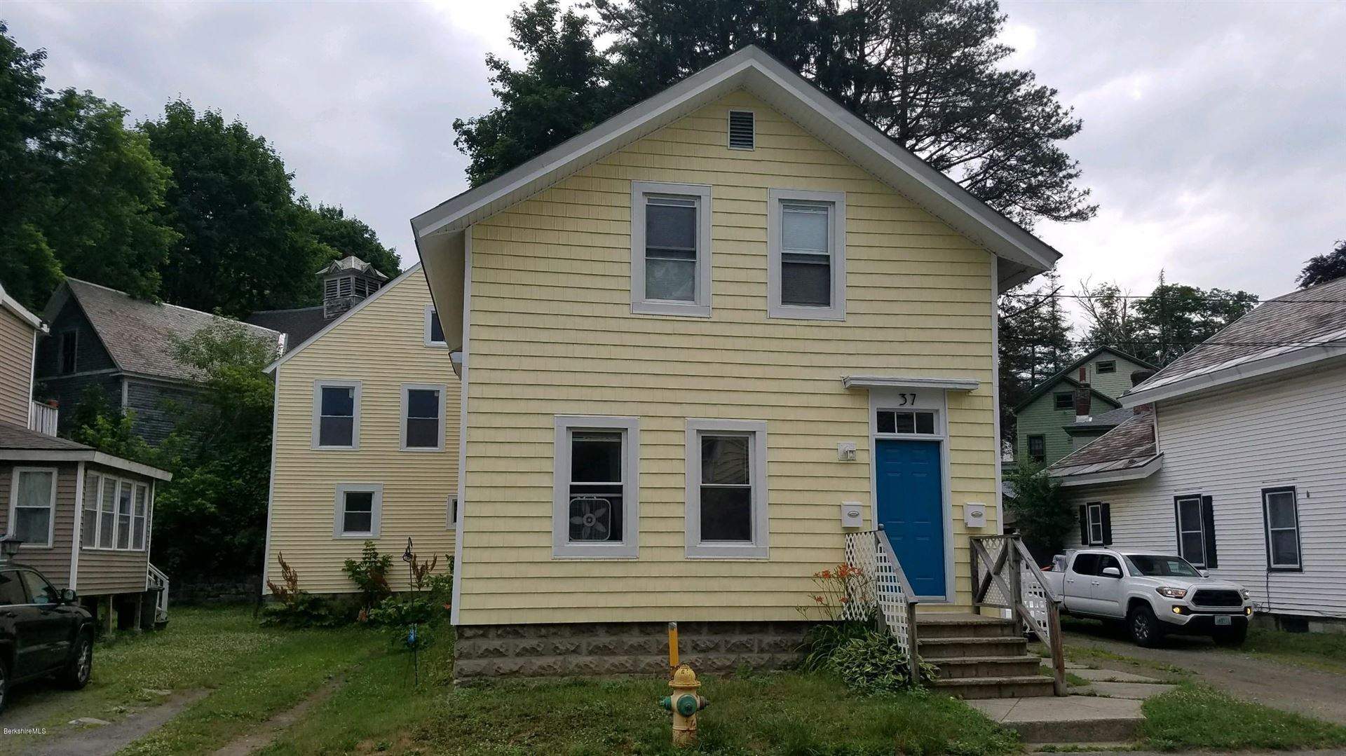 37 South St, North Adams, MA 01247 - #: 231345