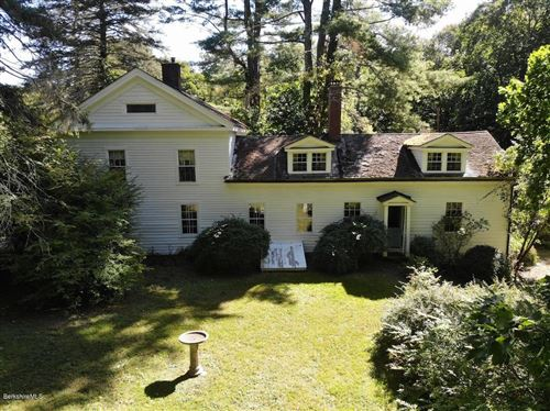 Photo of 3 Brewer Branch Rd, New Marlborough, MA 01230 (MLS # 232382)