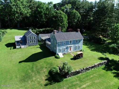 Photo of 1 South Hill Rd, Stockbridge, MA 01262 (MLS # 227628)