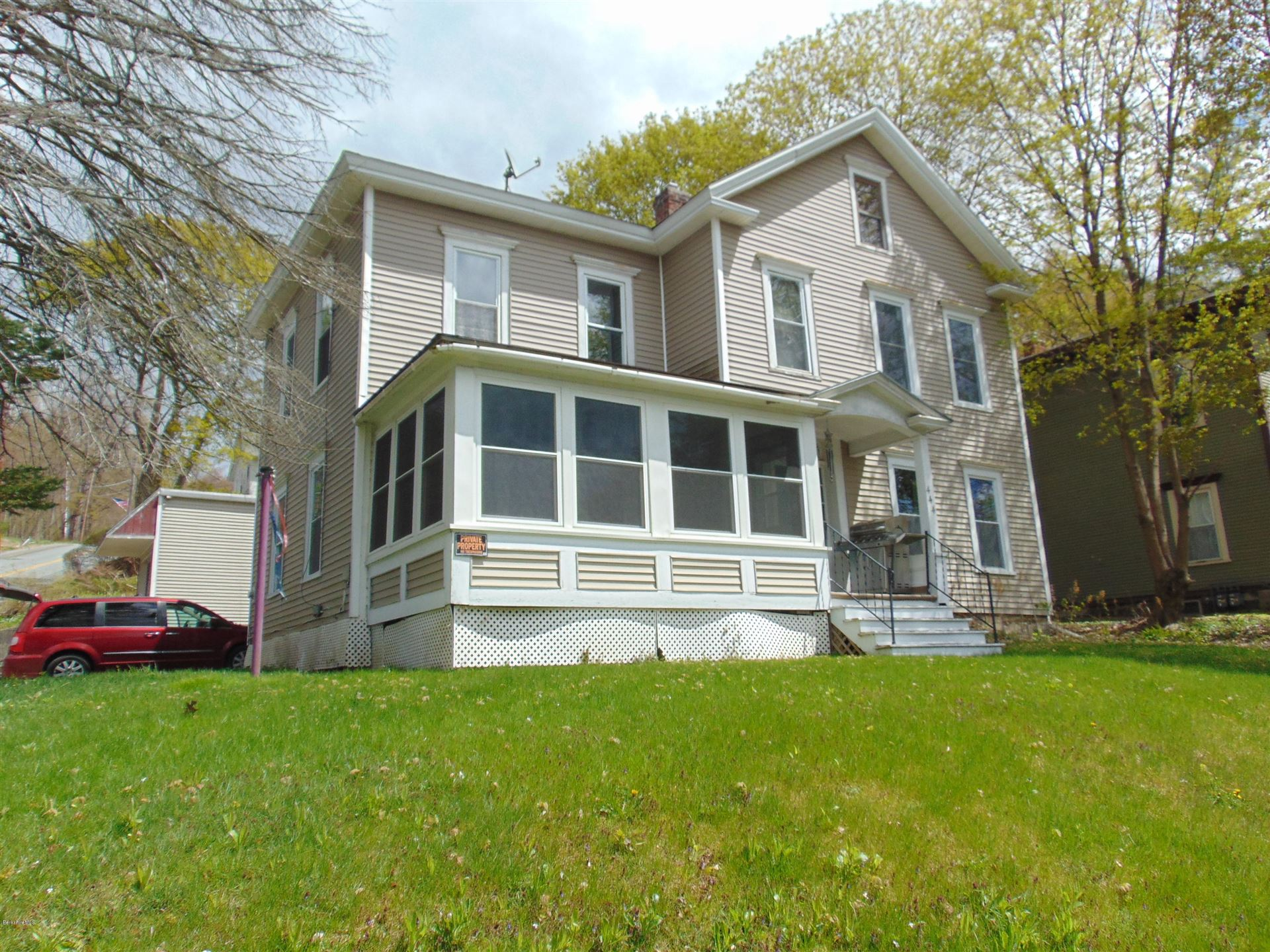 444 Church St, North Adams, MA 01247 - #: 229731