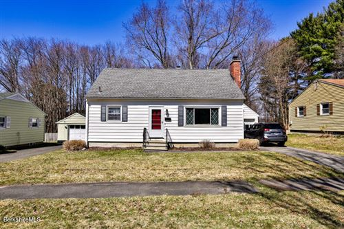 Photo of 31 Austin Ave, Pittsfield, MA 01201 (MLS # 233877)