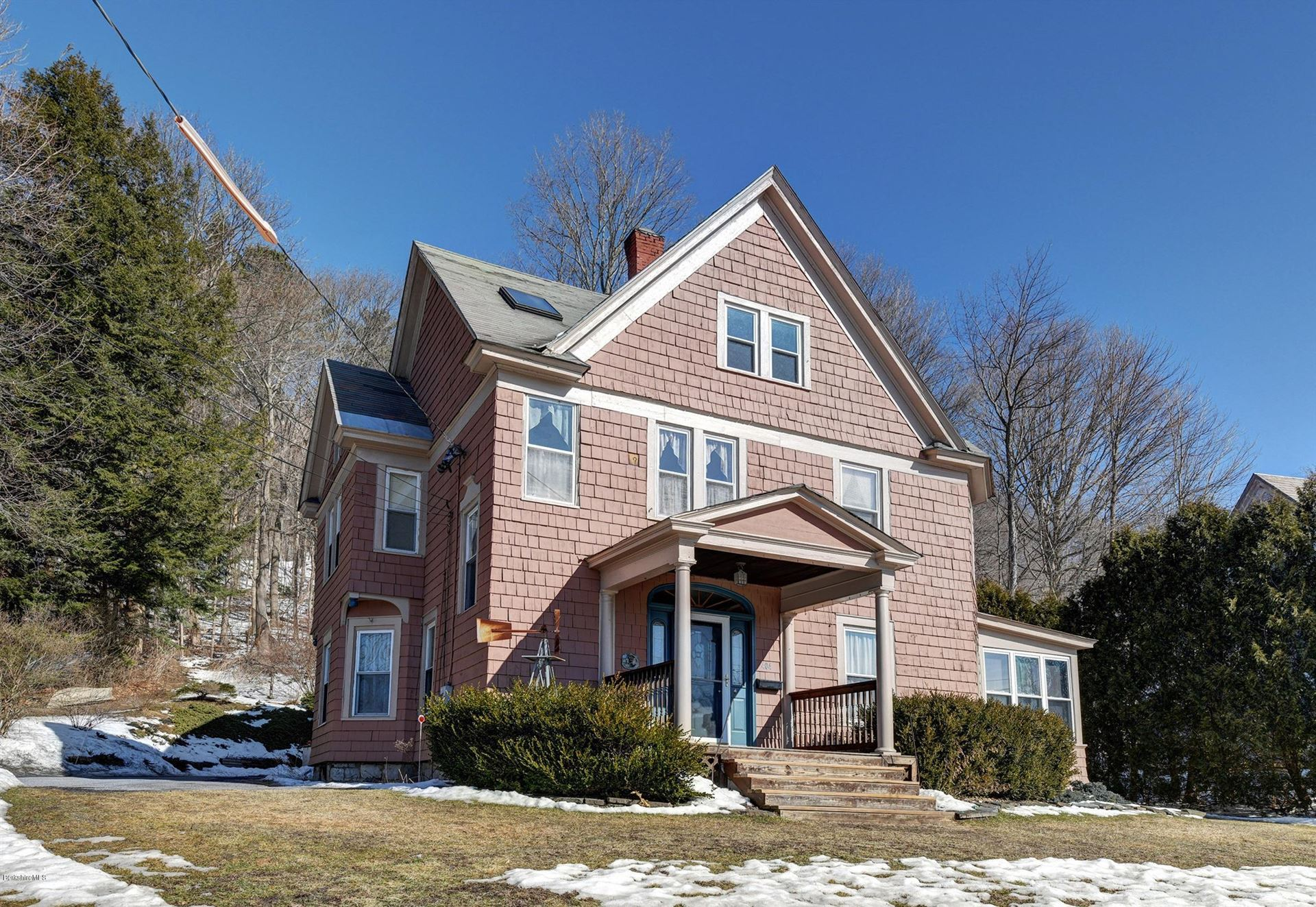 404 Church St, North Adams, MA 01247 - #: 229935