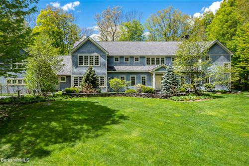 Photo of 425 Oblong Rd, Williamstown, MA 01267 (MLS # 232961)