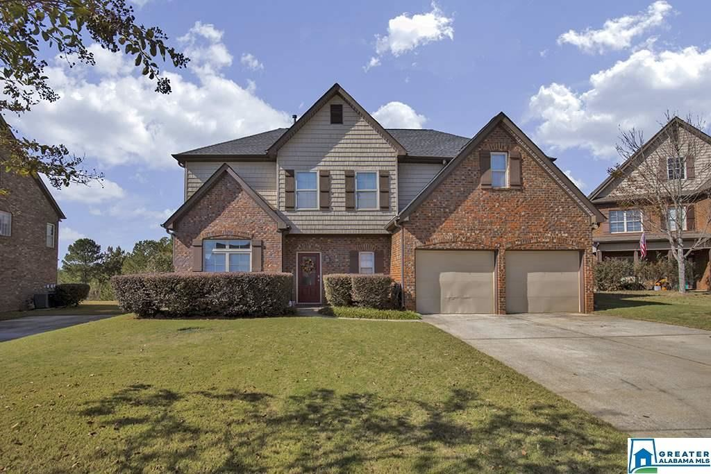 25 RYAN CIR, Odenville, AL 35120 - #: 867014
