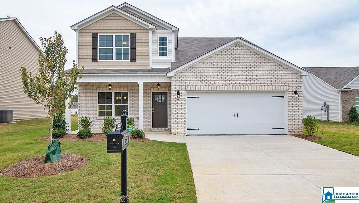 4534 NEWBRIDGE CIR, Bessemer, AL 35022 - #: 856028
