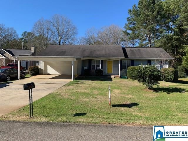25 EASTWOOD DR, Anniston, AL 36207 - #: 869064