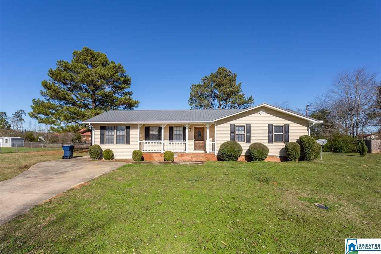 2814 HUBBARD LN, Oxford, AL 36203 - MLS#: 871076