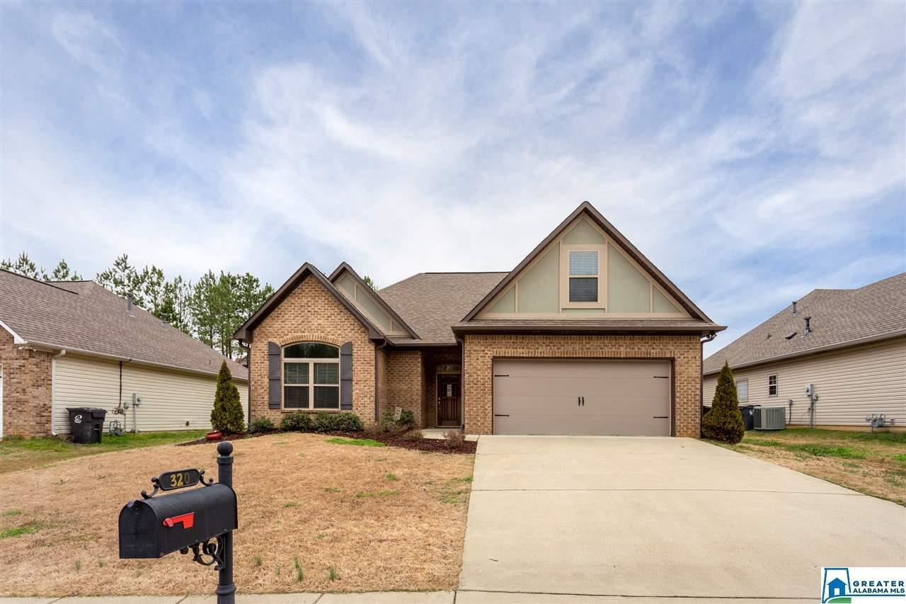 320 OAK LEAF CIR, Pell City, AL 35125 - #: 875080