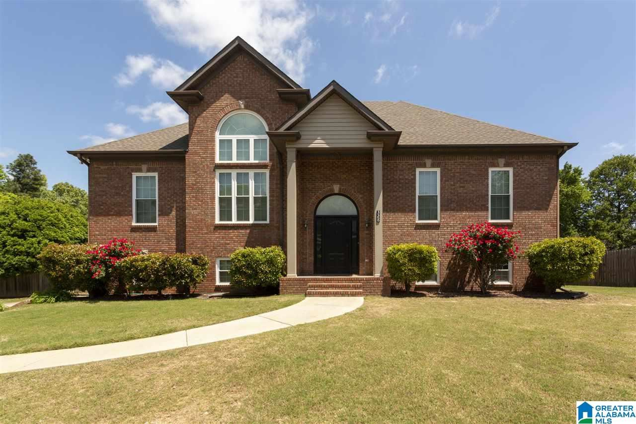328 HONEYSUCKLE LANE, Chelsea, AL 35243 - MLS#: 1283098