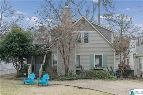 Photo of 707 BROADWAY ST, HOMEWOOD, AL 35209 (MLS # 869102)