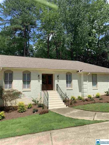 Photo of 2504 FERN ROCK RD, HOOVER, AL 35226 (MLS # 892102)