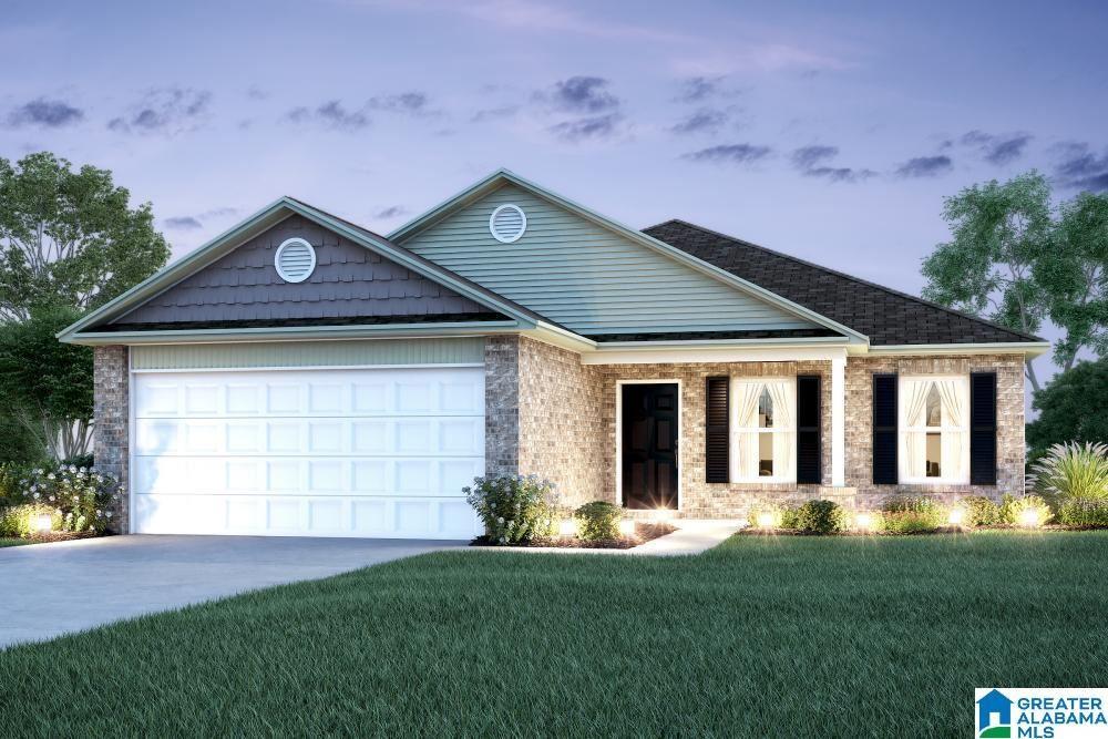 1045 BROOKHAVEN DRIVE, Odenville, AL 35120 - MLS#: 1294110