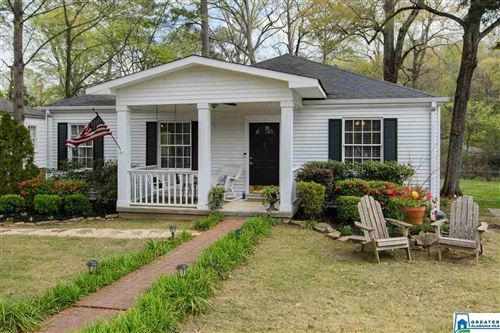 Photo of 539 BROADWAY ST, HOMEWOOD, AL 35209 (MLS # 879111)