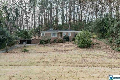 Photo of 1327 SAULTER RD, HOMEWOOD, AL 35209 (MLS # 869112)