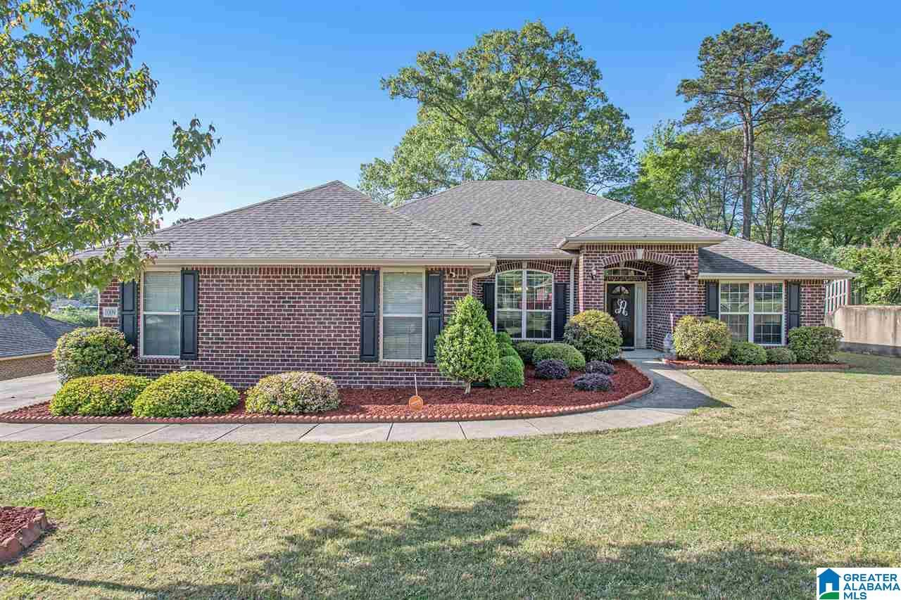 1009 HIDDEN FOREST DRIVE, Montevallo, AL 35115 - MLS#: 1282122