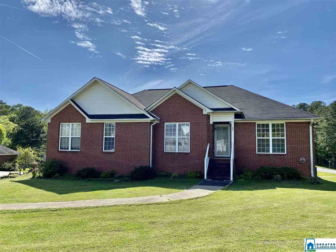 22 TWIN OAKS DR, Pell City, AL 35128 - MLS#: 868123