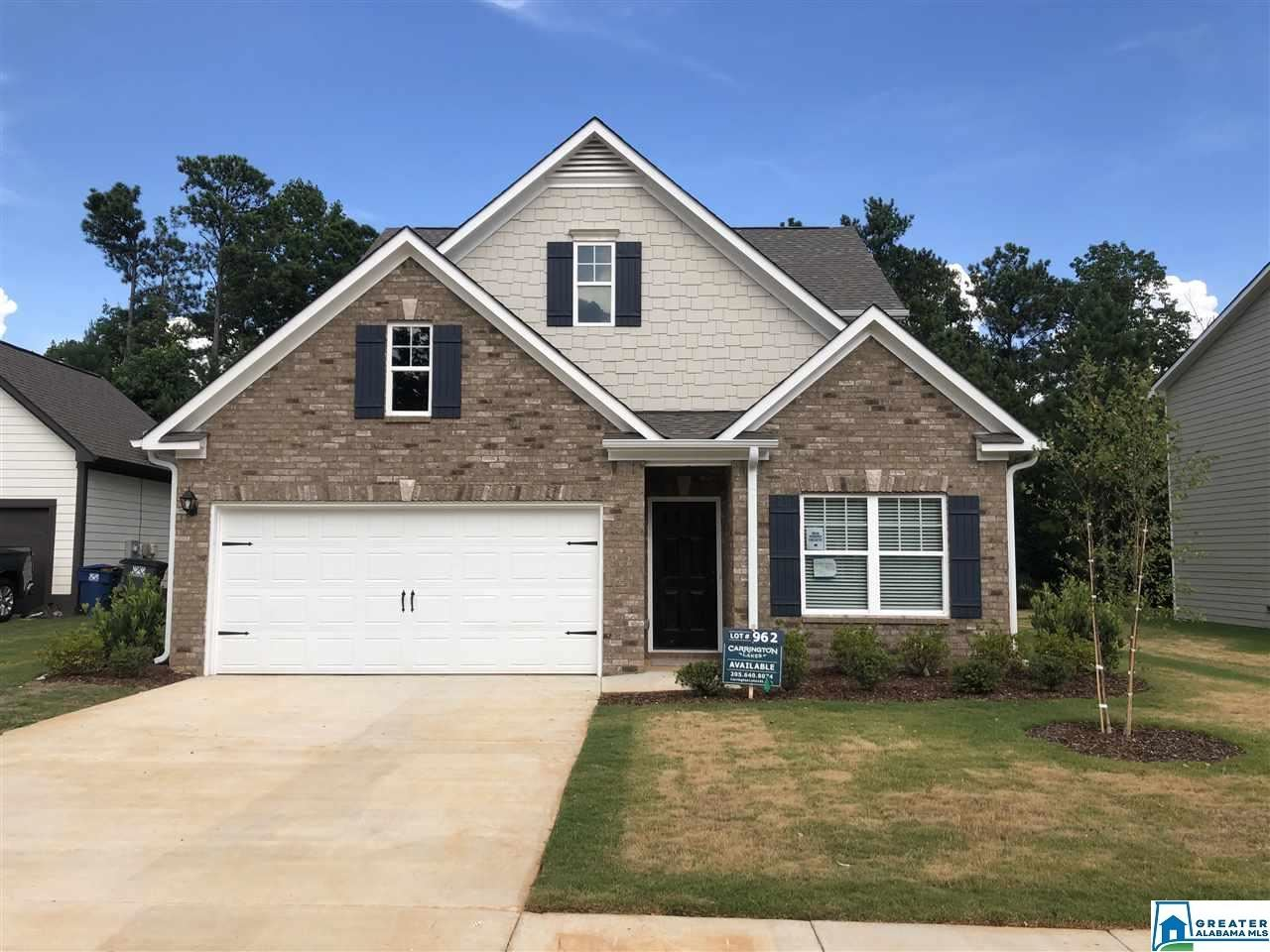 315 LAKERIDGE DR, Trussville, AL 35173 - #: 876123