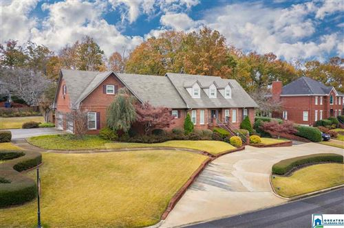 Photo of 125 WIMBERLY DR, TRUSSVILLE, AL 35173 (MLS # 866163)