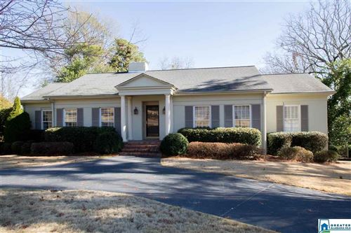 Photo of 3845 SPRING VALLEY RD, MOUNTAIN BROOK, AL 35223 (MLS # 869168)