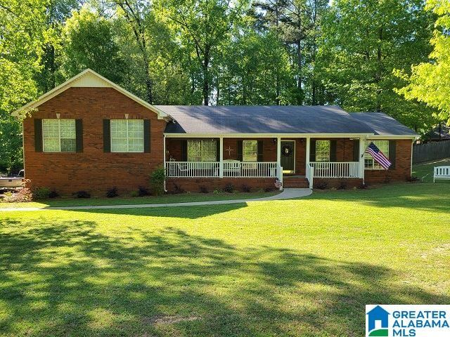 1471 BROOKSIDE ROAD, Mount Olive, AL 35117 - MLS#: 1283168