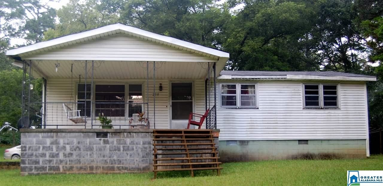 208 CROSSON ST, Weaver, AL 36277 - MLS#: 872182