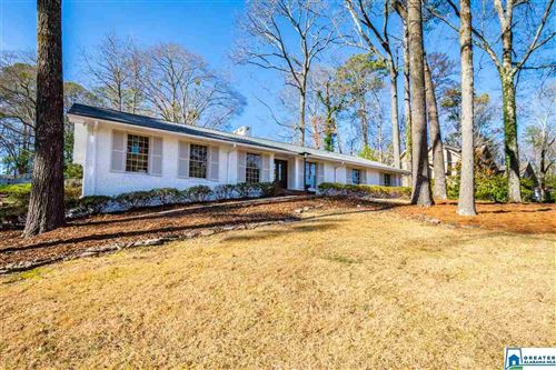 Photo of 918 SAULTER RD, HOMEWOOD, AL 35209 (MLS # 871184)