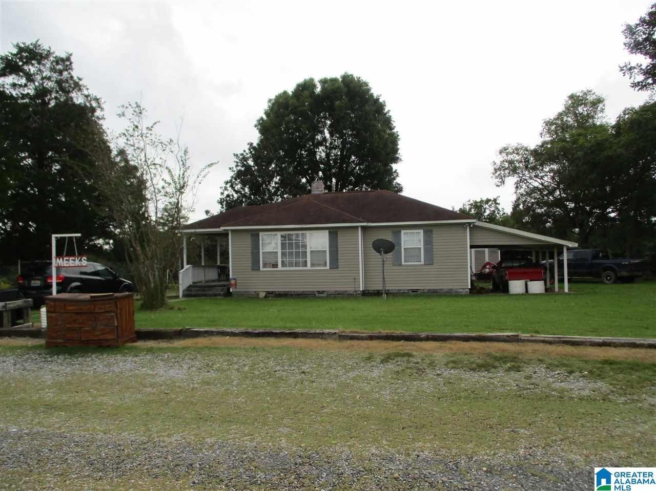 956 COUNTY ROAD 99, Verbena, AL 36091 - MLS#: 1300191