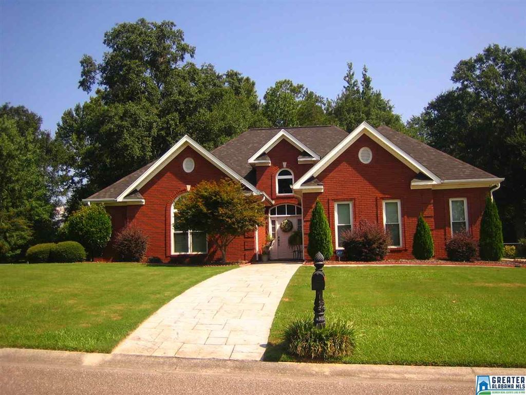 106 OAK RIDGE LN, Clanton, AL 35045 - #: 859191