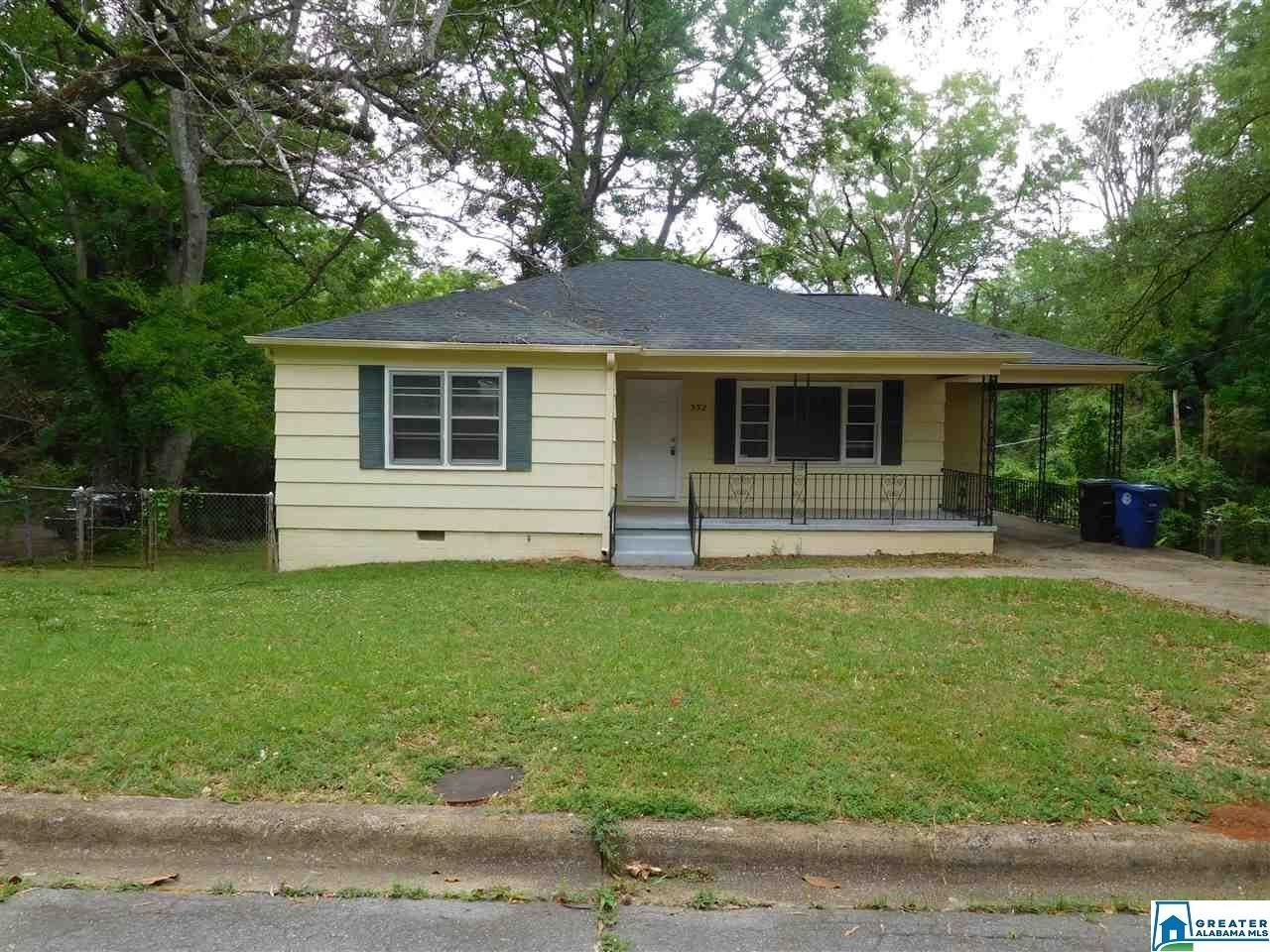 332 JOAN AVE, Birmingham, AL 35215 - MLS#: 884191
