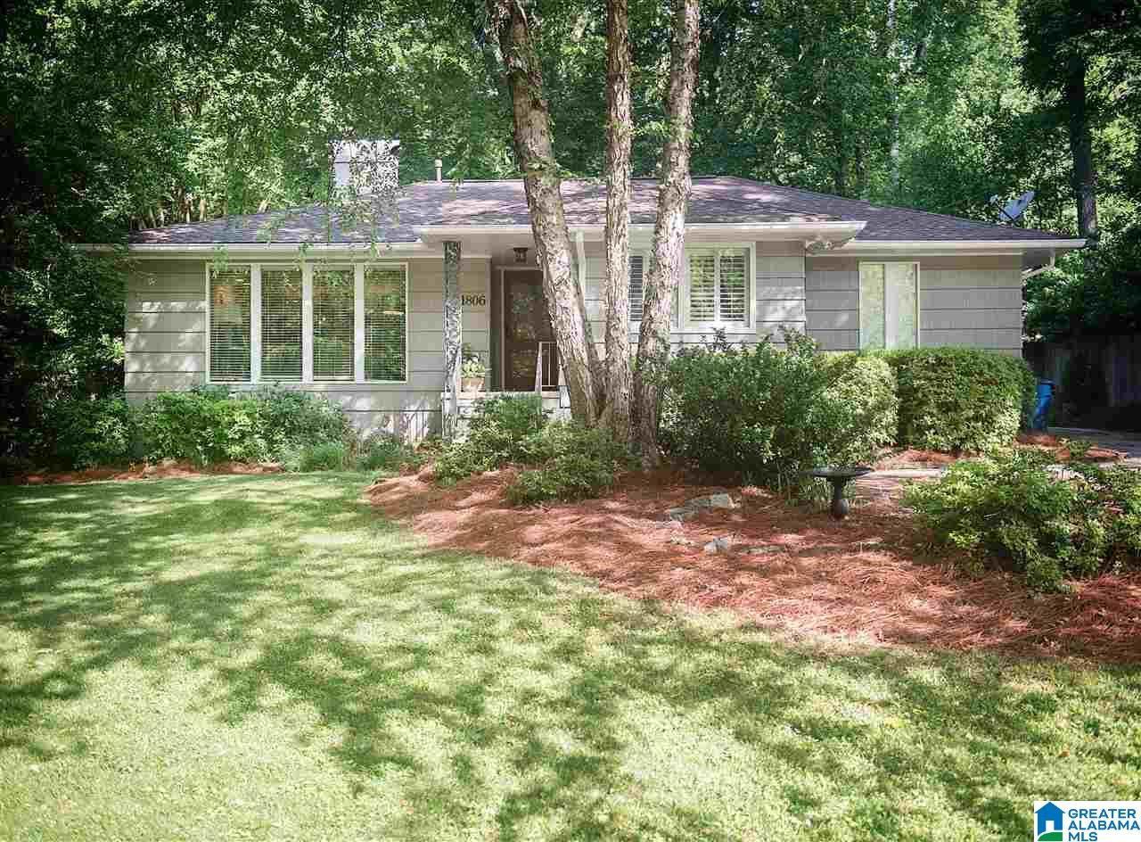 1806 WINDSOR BOULEVARD, Homewood, AL 35209 - MLS#: 1287217