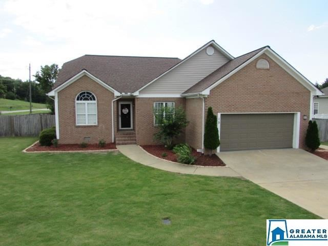 15 LAZY BROOK DR, Oxford, AL 36203 - MLS#: 886223