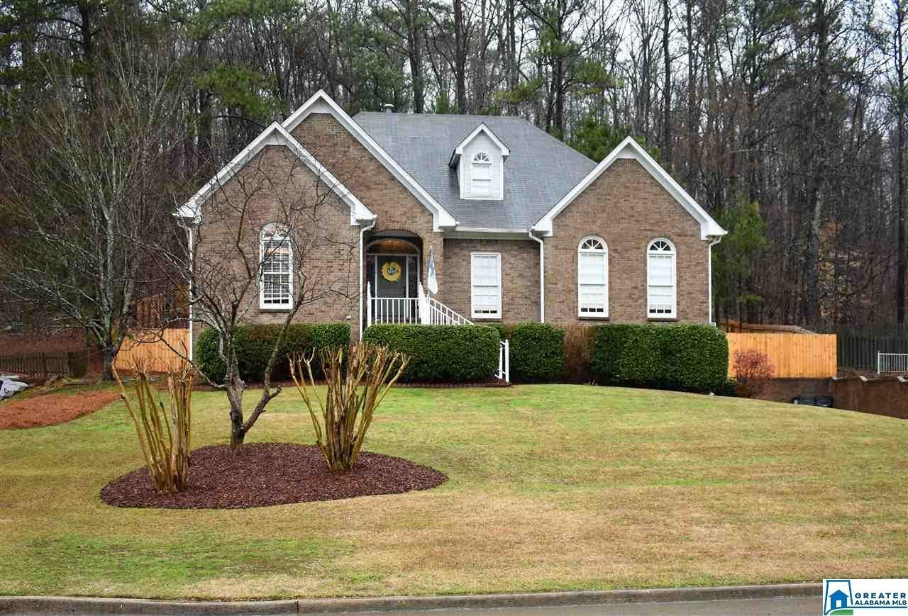 6082 STEEPLECHASE DR, Pinson, AL 35126 - #: 874225
