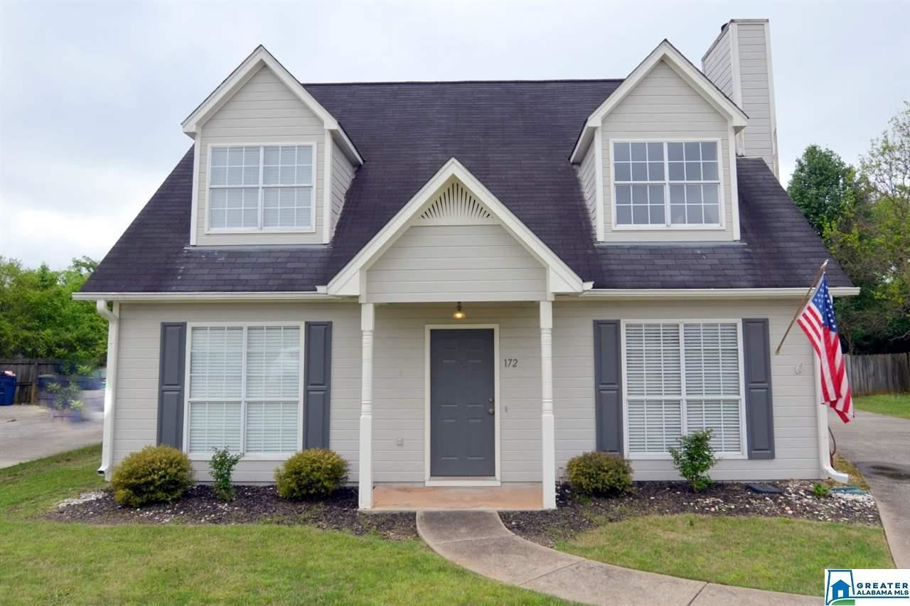 172 PARK PLACE LN, Alabaster, AL 35007 - MLS#: 879229