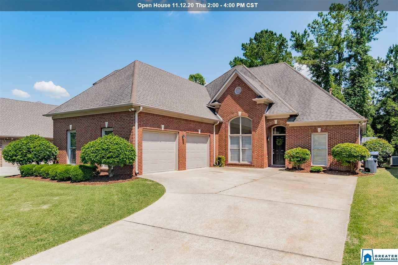 6006 WATERSIDE DR, Hoover, AL 35244 - #: 871232